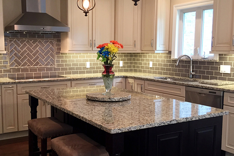 Kitchen Countertops in St. Louis