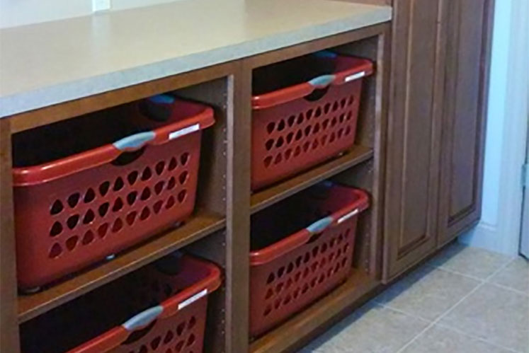 Laundry Room Countertops in St. Louis